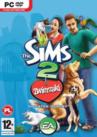 gra Sims 2: Zwierzaki
