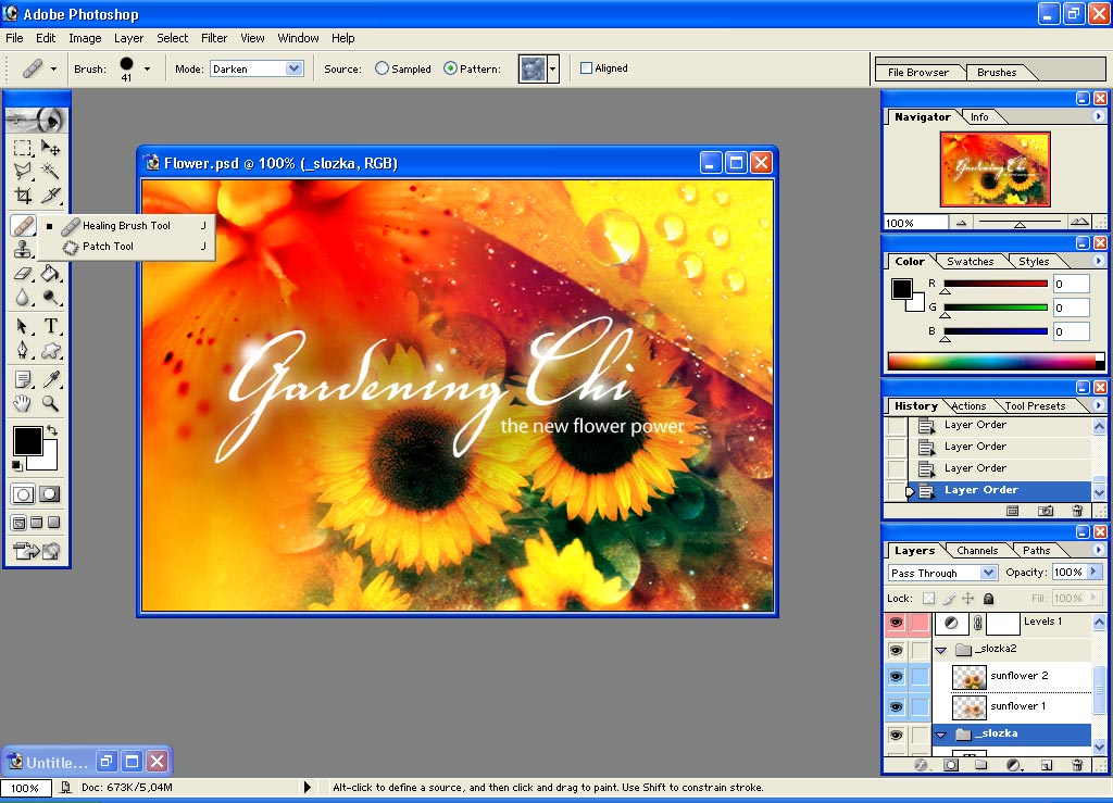 Tutoriales Photoshop:
